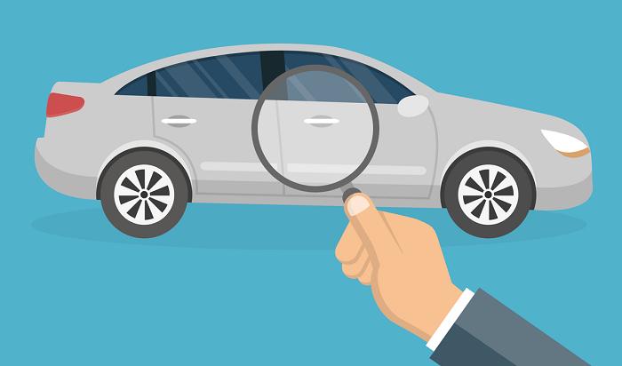 Информация об автомобиле