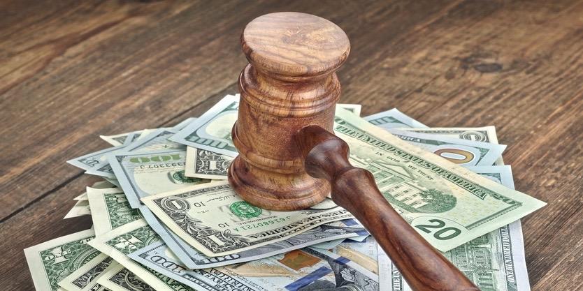 Продажа залогового имущества производится банками через торги на бирже в режиме аукциона